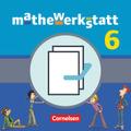 mathewerkstatt - Mittlerer Schulabschluss Baden-Württemberg: Schülerbuch mit Materialblock; .6