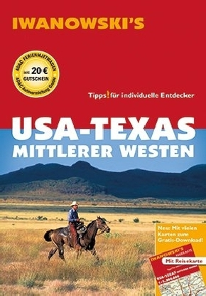 Iwanowski's USA / Texas - Mittlerer Westen