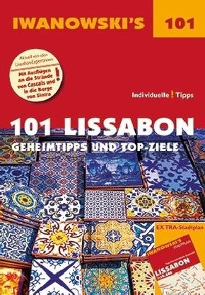 Iwanowski's 101 Lissabon - Reiseführer