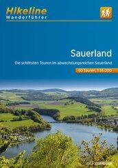 Hikeline Wanderführer Sauerland