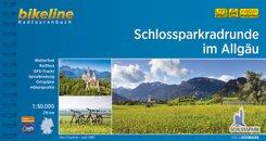 Bikeline Radtourenbuch Schlossparkradrunde im Allgäu