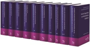 Handbuch der Kirchengeschichte, 10 Bde.
