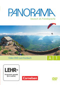 Panorama - Deutsch als Fremdsprache: Video-DVD zum Kursbuch, Gesamtband; .A1
