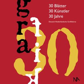 30 Blätter - 30 Künstler - 30 Jahre