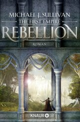 The First Empire - Rebellion; Volume 4