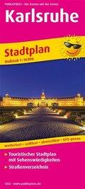 PublicPress Stadtplan Karlsruhe