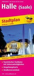 PublicPress Stadtplan Halle (Saale)