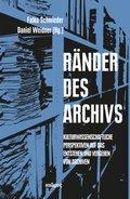Ränder des Archivs