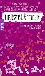 Herzblätter - Kleine Geschichten vom großen Glück
