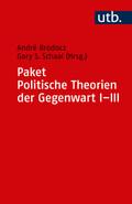 Paket Politische Theorien der Gegenwart, 3 Bde.