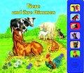 Tiere und ihre Stimmen: Tierbuch mit Tonleiste, m. Soundeffekten