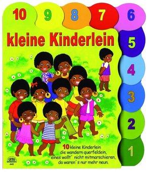 10 kleine Kinderlein