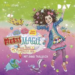 Murks-Magie - Die super-duper Schulfest-Show, 2 Audio-CDs