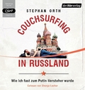 Couchsurfing in Russland, 1 MP3-CD