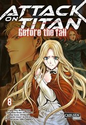 Attack on Titan - Before the Fall - Bd.8