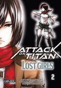 Attack on Titan - Lost Girls - Bd.2