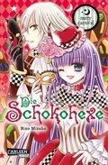 Die Schokohexe - nutty carnival