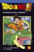 Dragon Ball Super - Bd.1