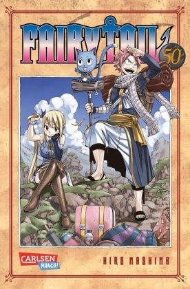 Fairy Tail - Bd.50