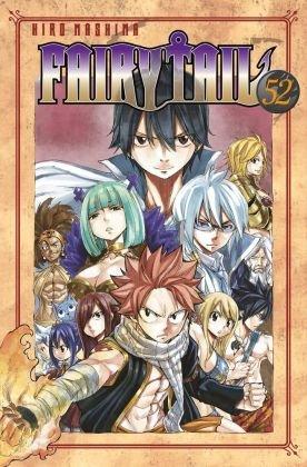 Fairy Tail - Bd.52
