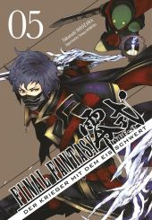 Final Fantasy - Type-0: Der Krieger mit dem Eisschwert - Bd.5