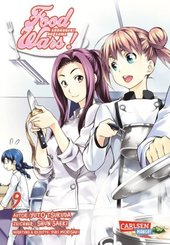 Food Wars - Shokugeki No Soma - Bd.9