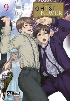 Ghost Tower - Bd.9