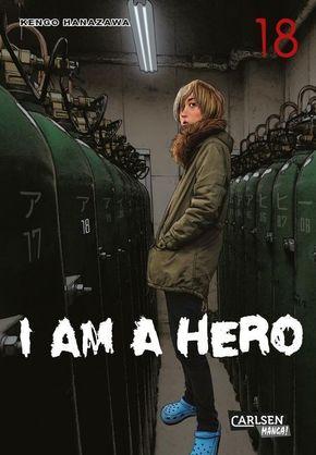 I am a Hero - Bd.18