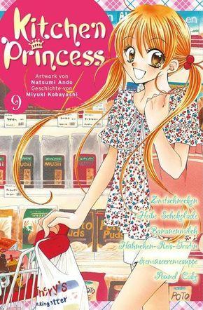 Kitchen Princess - Bd.9