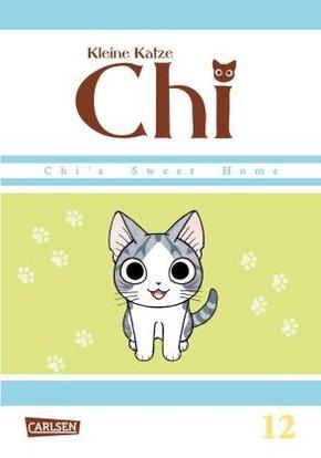 Kleine Katze Chi - Bd.12