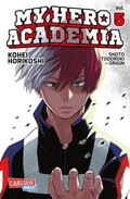 My Hero Academia - Shoto Todoroki - Origin - Bd.5