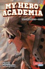 My Hero Academia - Katsuki Bakugo - Origin - Bd.7
