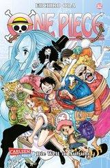 One Piece, Die Welt in Aufruhr - Bd.82