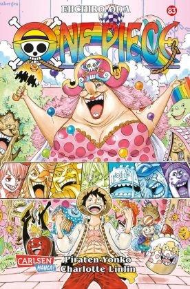 One Piece - Piraten-Yonko Charlotte Linlin - Bd.83