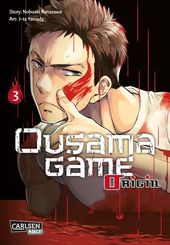 Ousama Game Origin - Bd.3