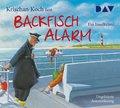 Backfischalarm. Ein Inselkrimi, 5 Audio-CDs