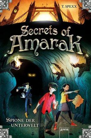 Secrets of Amarak - Spione der Unterwelt