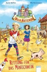 Villa Hufschuh - Rettung für das Minischwein