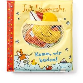 Juli Löwenzahn - Komm, wir baden!