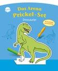 Das Arena Prickel-Set - Dinosaurier