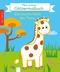 Mein erstes Glitzermalbuch. Die bunte Welt der Tiere