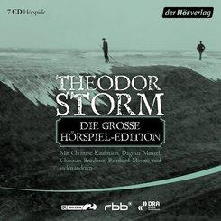 Die große Hörspiel-Edition, 7 Audio-CDs