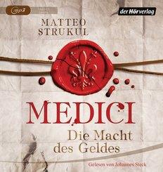 Medici - Die Macht des Geldes, 1 MP3-CD