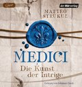 Medici - Die Kunst der Intrige, 1 MP3-CD