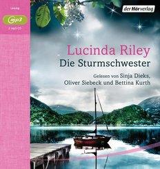 Die Sturmschwester, Audio-CD, MP3