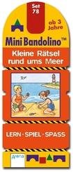MiniBandolino (Spiele): Kleine Rätsel rund ums Meer; Set.78