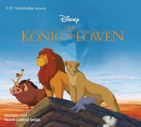 Der König der Löwen, 1 Audio-CD