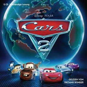 Cars 2, 2 Audio-CDs