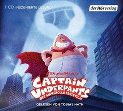 Captain Underpants, 1 Audio-CD