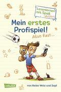 Antons Fußball-Tagebuch - Mein erstes Profispiel! Also fast ...